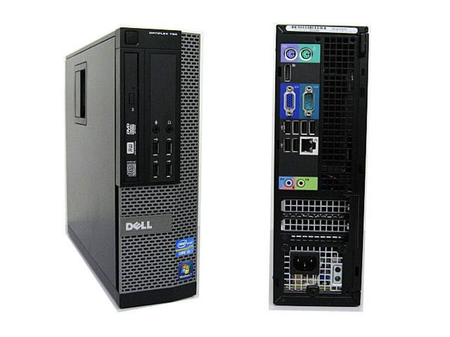 Dell Optiplex 790 SFF Intel I3-2100 3.10 Ghz HDD 250 GB 4GB DDR3