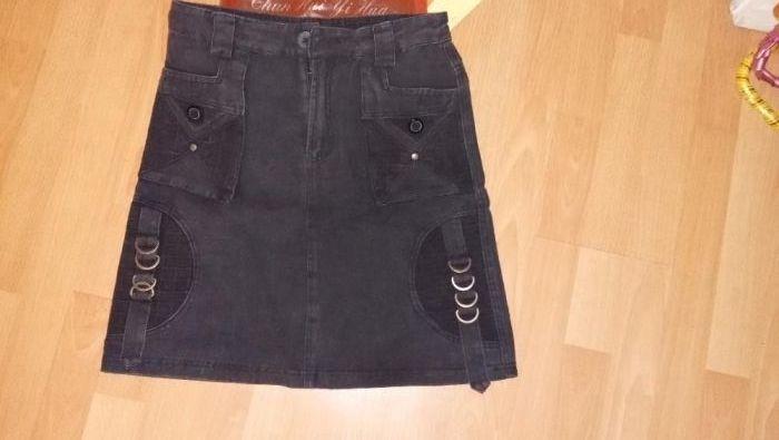 Юбка женская джинсовая.Новая