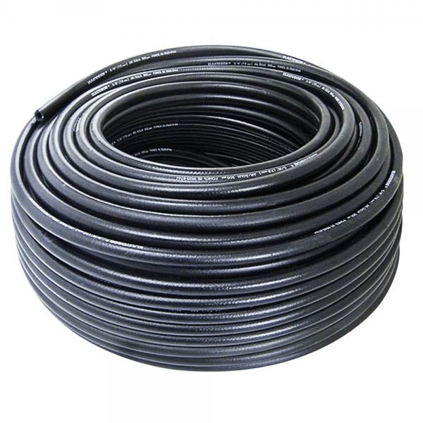 Furtun gaz PVC 5x1.5 mm negru Intensiv