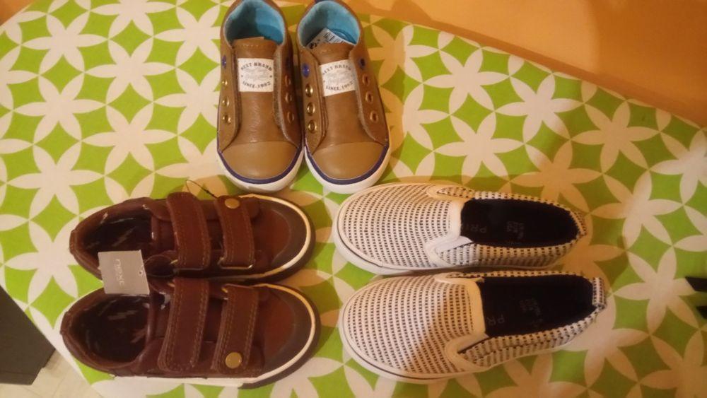 Next N20. 5 (C4) & Primark N23 (C6) детски обувки