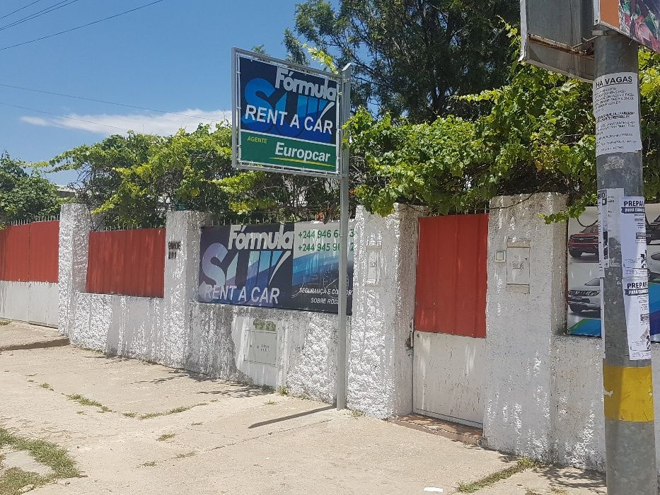 Rent-a-Car no Lubango