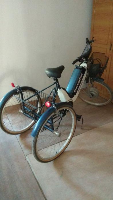 Triciclu RoadStar electric Nou