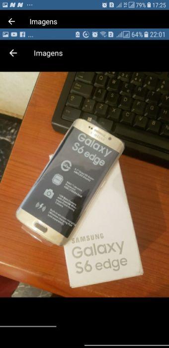 Samsung galaxy s6 edge 32gbt novo na caixa original genuíno