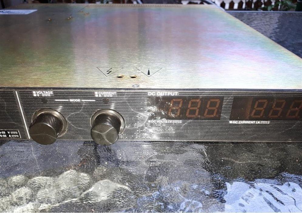 Sursa programabila Sorensen DCS 33-33