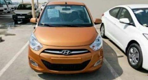 Hyundai i10 a venda 1.2