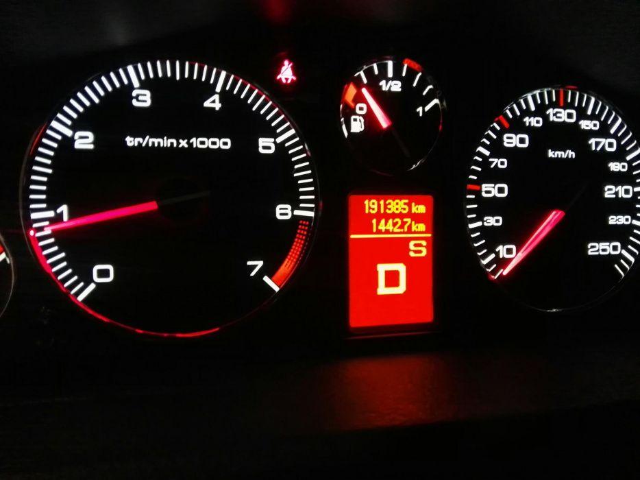 Заменя дисплей за Пежо 407, Peugeot 407