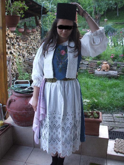 costume de colectie vechi populare traditionale sasesti zona Sibiu
