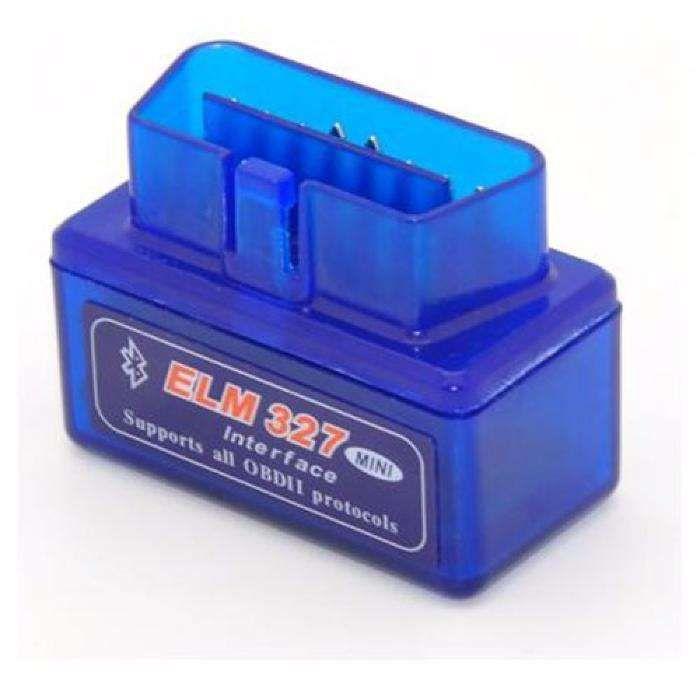 Адаптер ELM Bluetooth 327 (для диагностики авто).