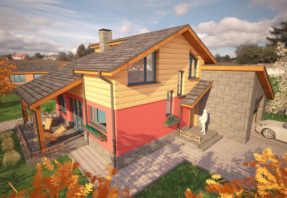Проект за къща на цени от 2300лв. за всички части. гр. София - image 2