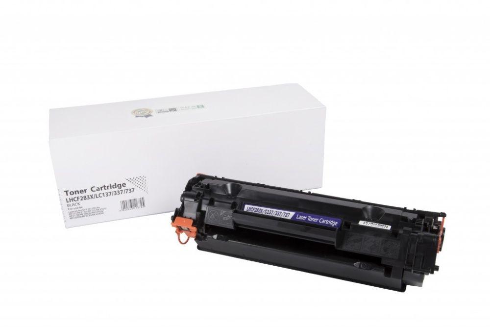 Нови съвместими тонер касети HP CF283A / HP 83A, HP CF283X / 83X