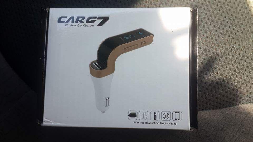 Bluetooth carg7 a 600mt e Carg8 a 750mt Bairro Central - imagem 2