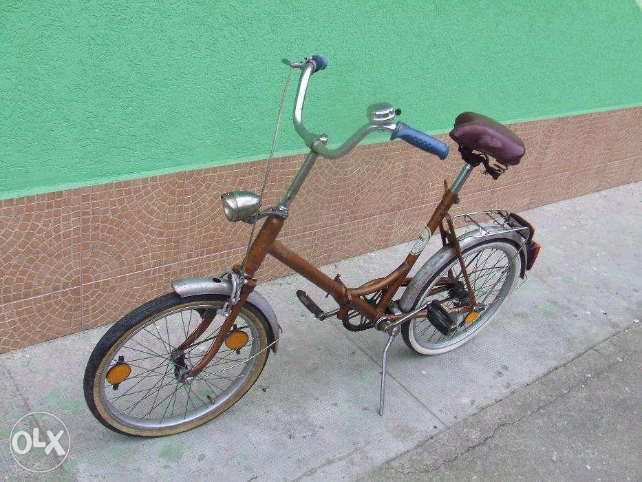 Bicicleta Vintage record pliabila model rar