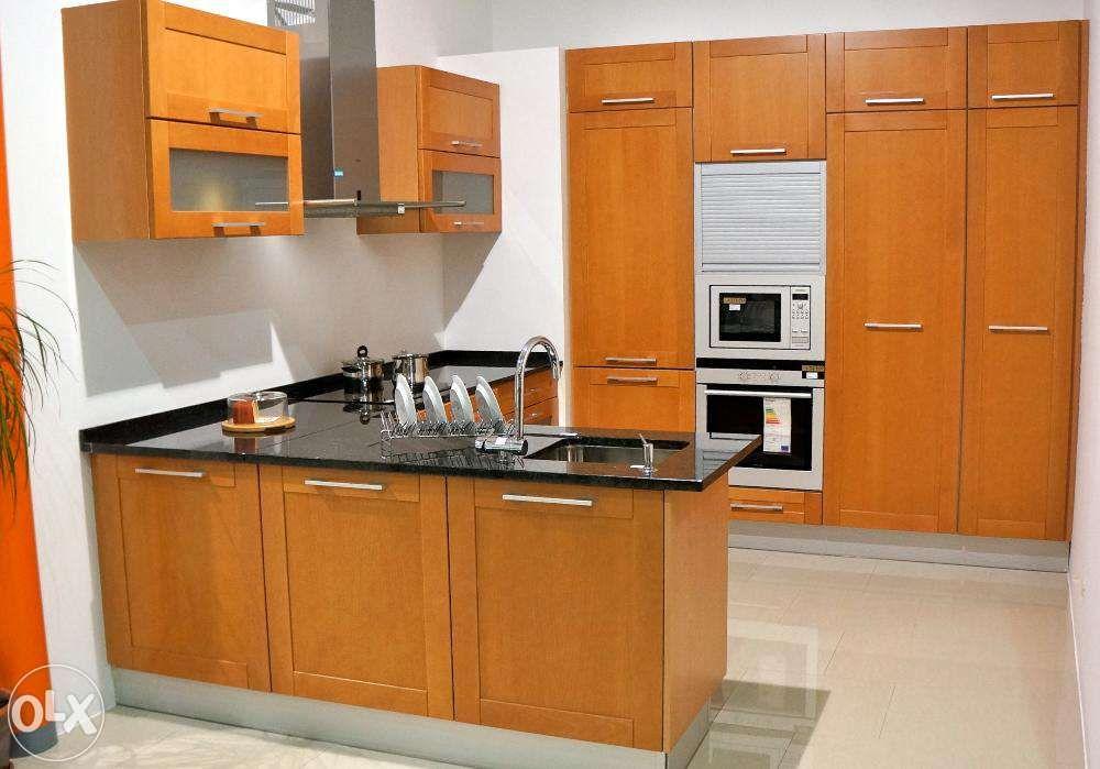 Cozinhas por medida. Estamos em Maputo e com fábrica em Portugal
