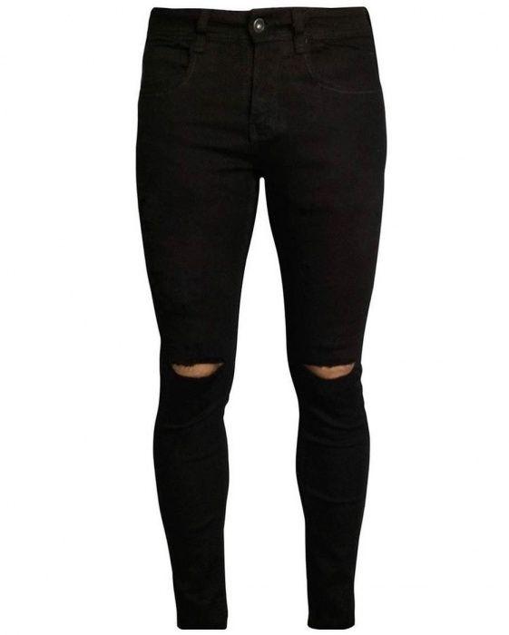 Calças Jeans Black