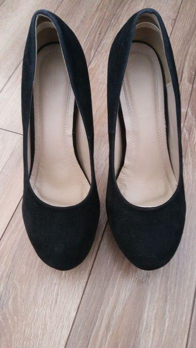 pantof negru