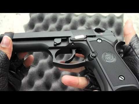PISTOL Modificat 4.2J Airsoft Beretta 92 Vertec Co2 Full Metal 6.04mm