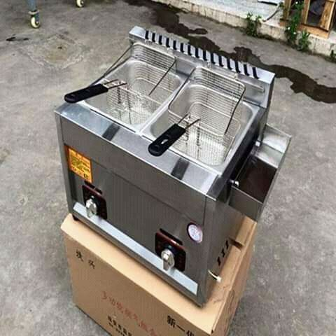 Fritadeira 12L a gas
