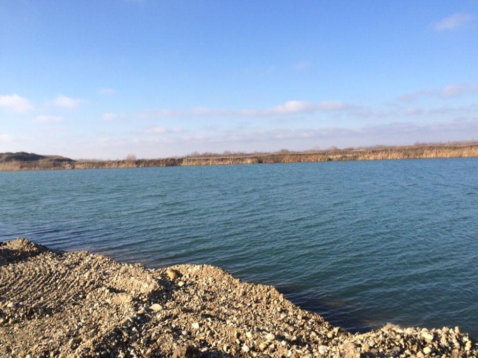 Lac pescuit