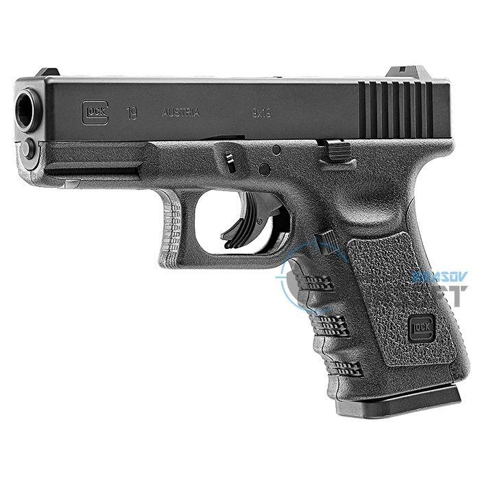 Pistol Airsoft Glock 19 co2 Umarex