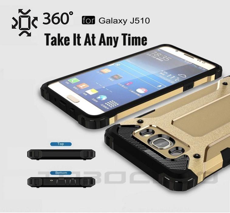 Кейс Spigen Tough Armor за Samsung Galaxy J3 /J5 и J7 2017г J530 J730 гр. Варна - image 4
