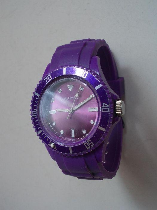 ceas unisex Auriol, purtat ocazional, functional