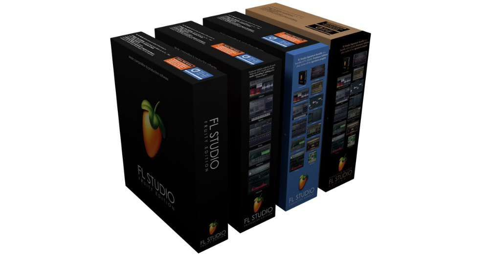 Fruity loops 12 para Mac