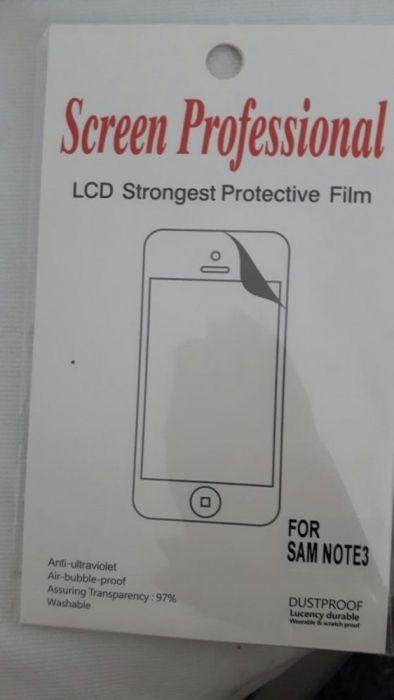 Folie protecție ecran Samsung Galaxy Note 3