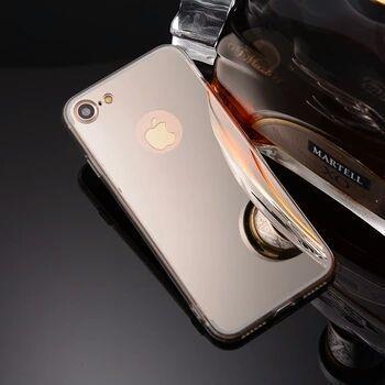 Iphone 7 7 Plus Husa Silicon Super Slim Oglinda Material Flexibil TPU