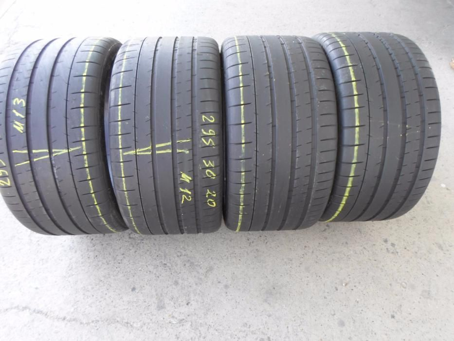 4 anvelope vara 295 30 20 michelin dot 2013 profil 6,5 mm
