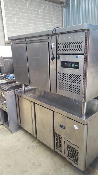 Хладилни маси 5бр х 1700лв за бр