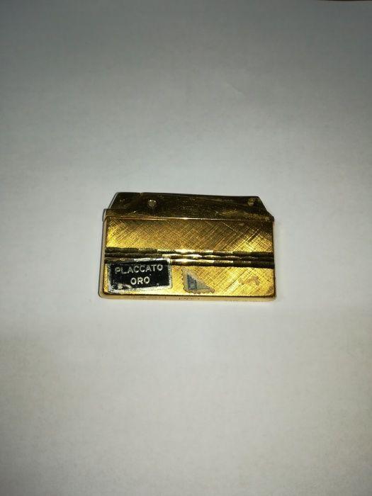 Bricheta Placata Cu Aur