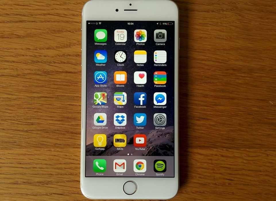 IPhone 6 Plus /novo 16GB