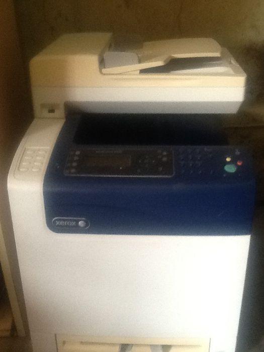 Impressora Xerox Woprk center 6505
