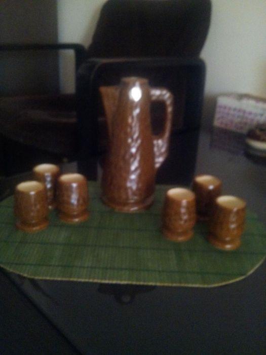 Set tuica din ceramica
