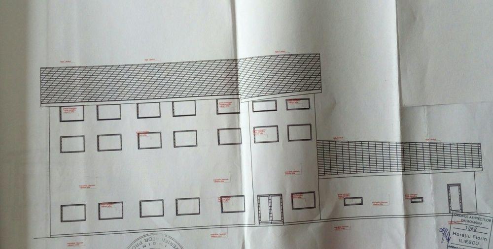 Vând atelier de tâmplărie, depozit, hală, birouri Bucuresti sector 3