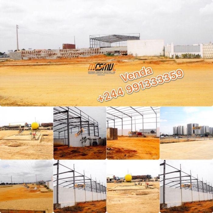 Vendemos Terreno Com 2.000 m2 com infraestruturas