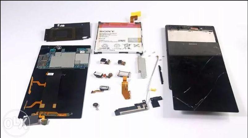 Оригинални части за Sony Xperia Z Z2 Z1 Z3 Z5 XA XA2 E4 M4 M5 compact