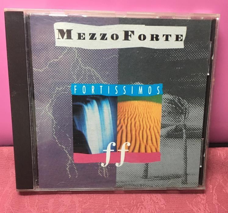 Cd original Mezzoforte muzica jazz rock