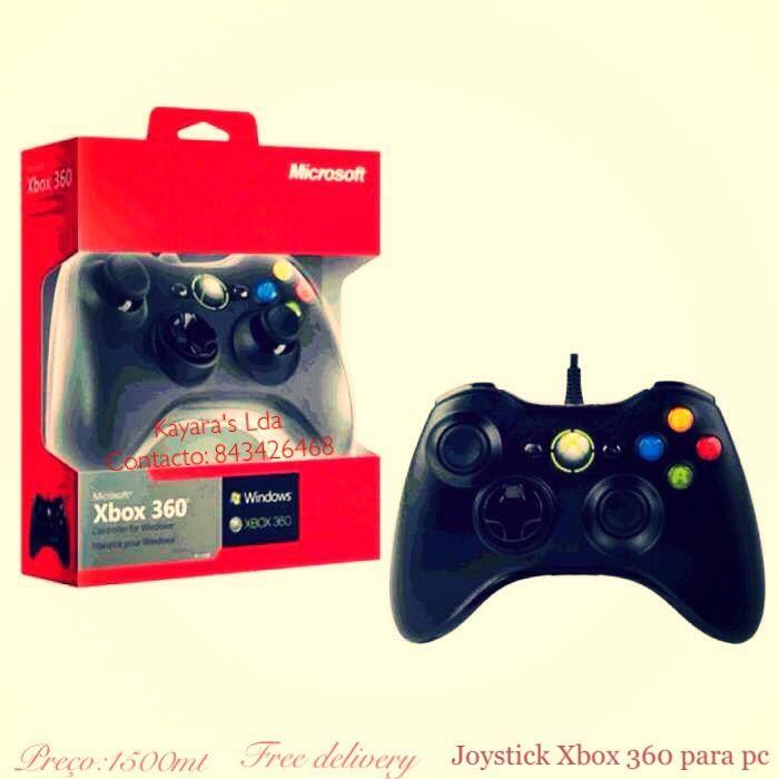 Ligue e levi o seu par Xbox 360