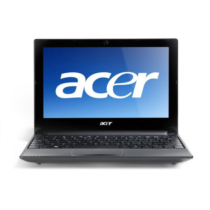 LAPTOP Acer ASPIRE ONE D255 ,AtomN450, 1,66Ghz, 2 GB, 160 GB ,10.1