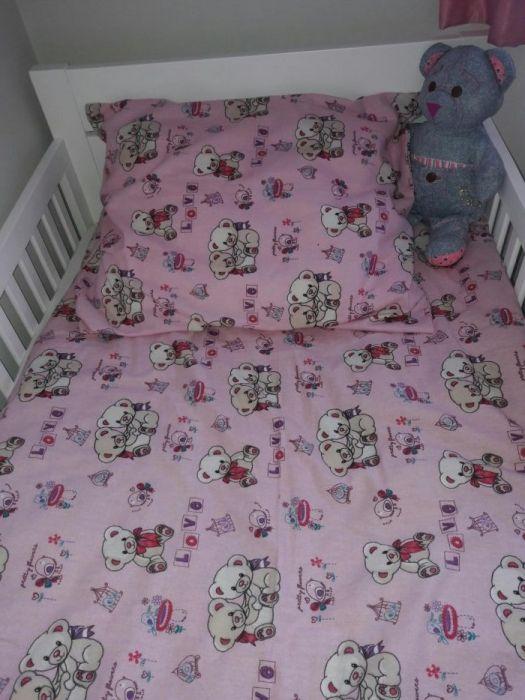 Lenjerie de pat copii din finet