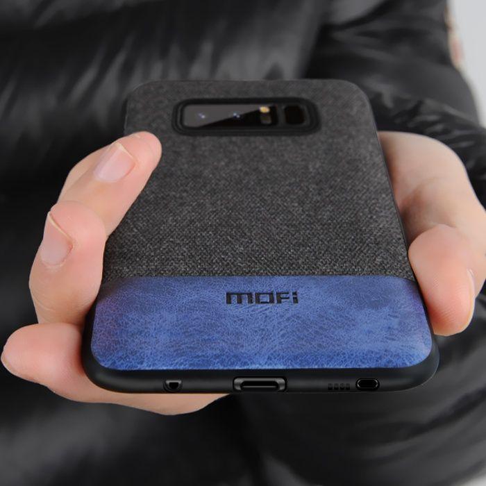Husa MOFi original business pentru Samsung Note 8(3 modele diferite)