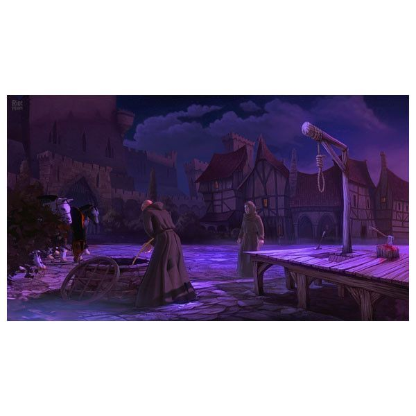 Yesterday Origins PS4 - Joc Adventure / Puzzle - Stare IMPECABILA Timisoara - imagine 2