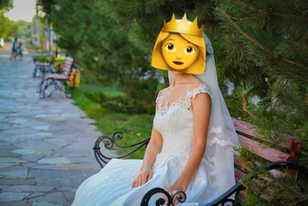 Свадебное платье / Камзол