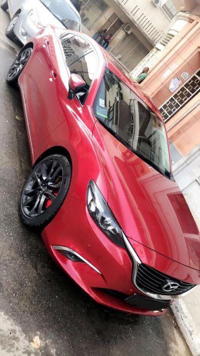 A venda Mazda 6 top 2016/17
