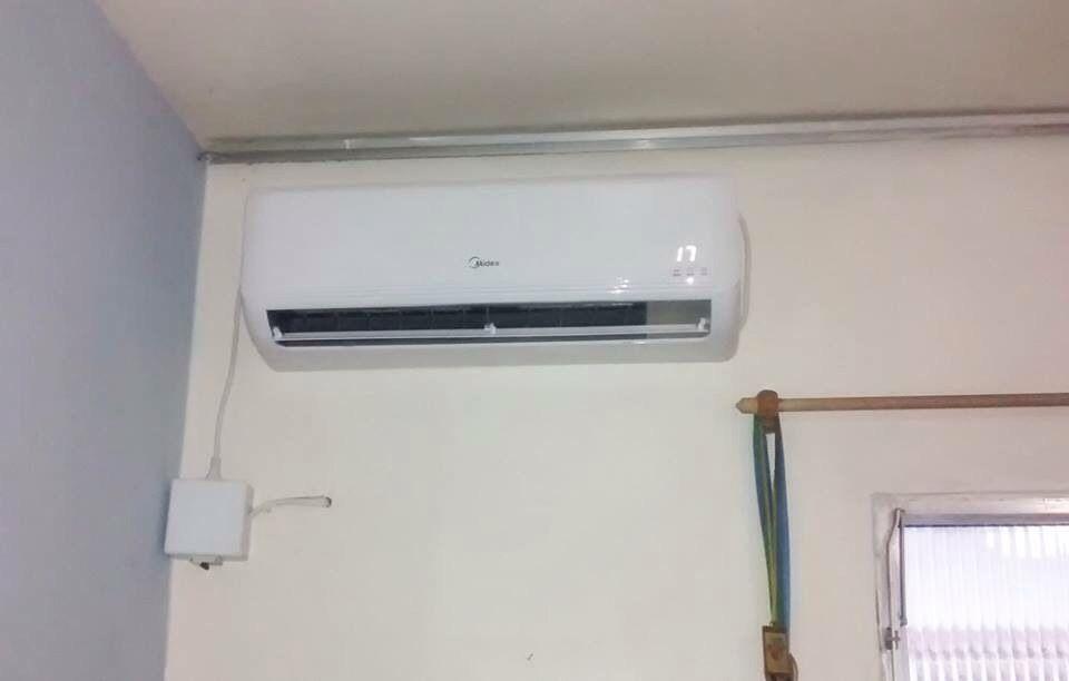 Mega promoção manutenção e reparação de ar condicionado