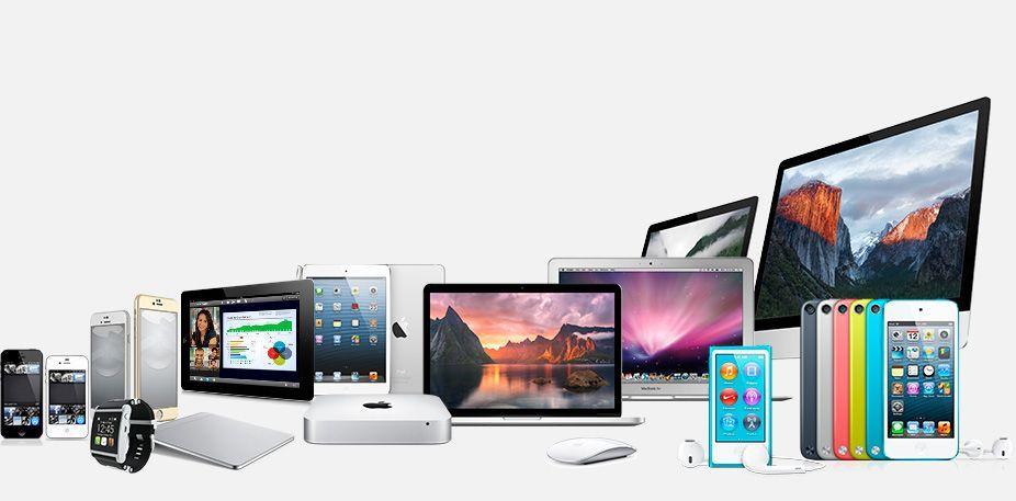 Ремонт Macbook iMac iPhone iPad