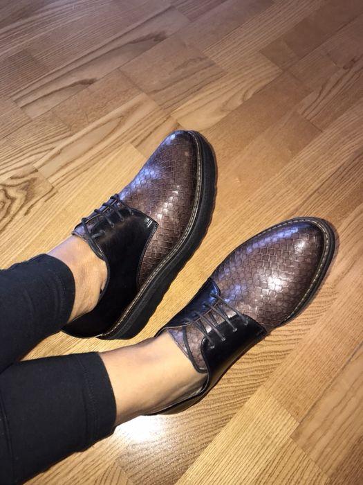 Pantofi Oxford 37