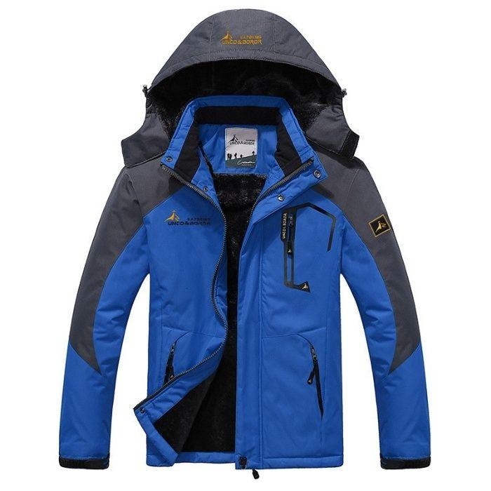 Зимняя куртка Unco & Boror V.A. TOR 189