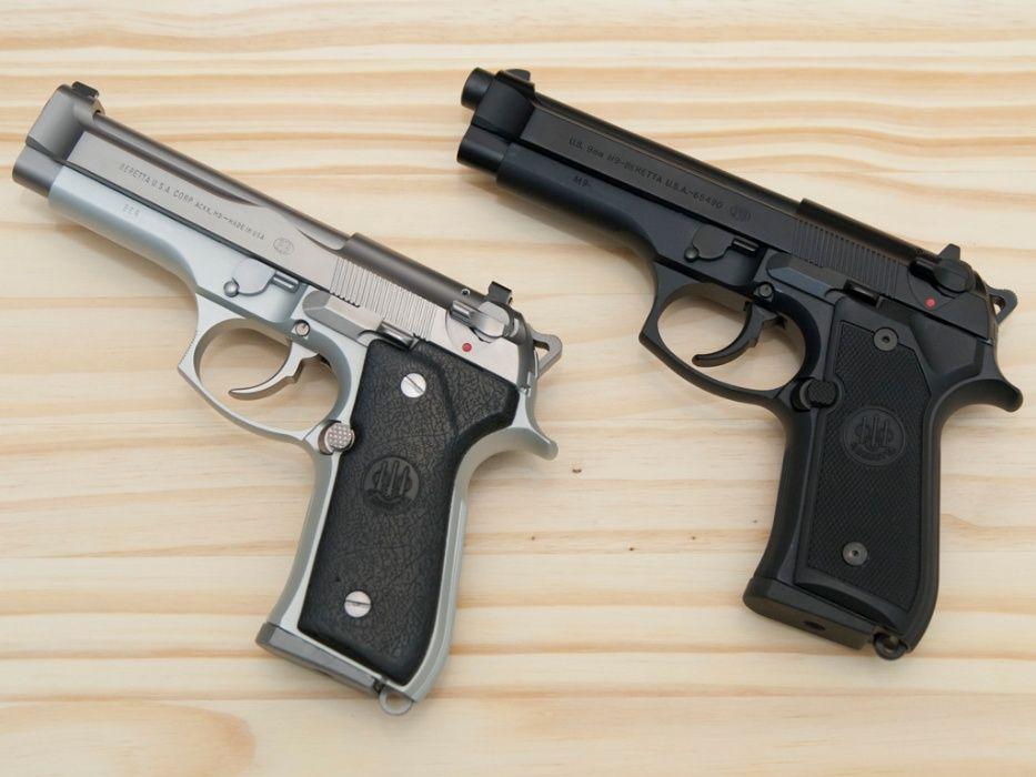 ARMA PUTERNICA (Pistol Airsoft) 4.2JOULI Beretta/Taurus 6mm METAL Co2